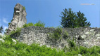 Ruin Wildenstein - Screenshot HD-Video Bad Ischl