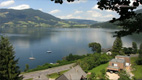 Overlooking the tranquil Mondsee - Screenshot HD-Video Mondsee