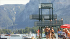 Alpenseebad Mondsee - Screenshot HD-Video Mondsee